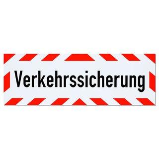 lieferbar in drei Gr/ö/ßen Magnetschild Stra/ßenunterhaltung 35 x 11 cm Schild magnetisch