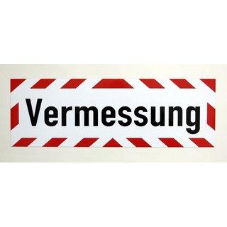 65 x 20 cm Lieferbar in Drei Gr/ö/ßen Schild magnetisch Lohofol Magnetschild Einsatzfahrzeug